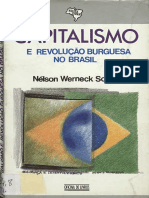Nelson Werneck Sodré - Capitalismo e Revolução Burguesa Do Brasil