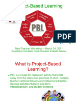 Project Based Learning Powerpoint Presentation (4)