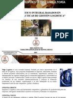 DIAGNÓSTICO INTEGRAL BASADOS EN MEJORES PRÁCTICAS DE GESTIÓN LOGISTICA - highlogistics