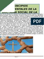 Principios Fundamentales de La Doctrina Social de La Iglesia
