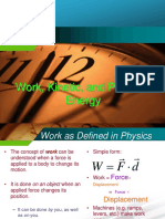 Energy Lecture physics