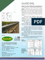 Brosur Guard Rail
