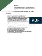 GUIA de ESTUDIO- Equilibrio Acido-base