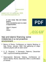 AlHuda CIBE - International Islamic Finance by Alberto