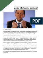 Sinpermiso-reino de Espana Se Fuerte Mariano-2016!08!22