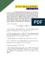 00 Calculus Challenge RRR.pdf