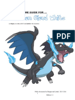 Pokemon Cloud White Official Game Guide
