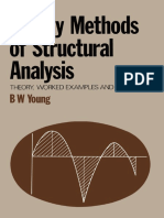 B. W. Young (auth.)-Energy Methods of Structural Analysis_ Theory, worked examples and problems-Macmillan Education UK (1981).pdf