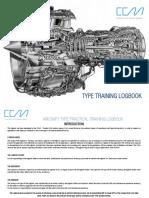 944 Type Training Logbook