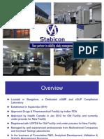 Stabicon Lab