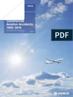 Airbus Commercial Aviation Accidents 1958 2014