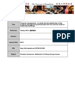 Job Satisfaction-- Property Management Professionals