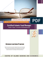 AlHuda CIBE -  Certified Islamic Fund Manager