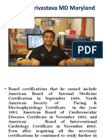 Pradeep Srivastava MD Maryland