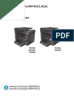Manual Imprimanta Hp