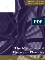 The Mathematical Theory of Plasticity by R Hill.pdf