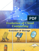 Evolution of Cloud Computing – CloudSharp