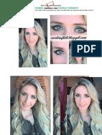 Brincando de Maquiadora - Sombra Verde