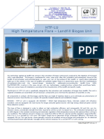 HFT-LU Biogas Unit