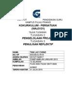 1. Front Page Tugasan Waj3131