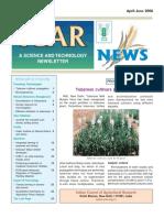 ICAR News Apr Jun 08