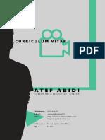 Cv Atef Version PDF