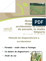 ARVALIS_presentation_Diagnostic des accidents sur maïs_Bucarest_juin 2014.pptx