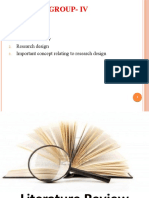 Methodology Research
