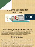 Dinamo (Generador Eléctrico)