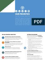 The FAO Strategic Objectives
