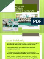 Program Pencegahan Dan Pengendalian Infeksi Di Rsud Ratu Ppt