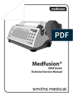 Medfusion 3500 Technical Manual