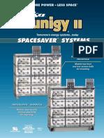 Deka Unigy II Spacesaver Brochure
