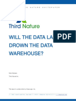 Will the Data Lake Drown the Data Warehouse