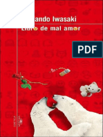 Libro De Mal Amor - Fernando Iwasaki -