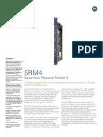 SRM4 Datasheet