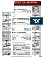 3- student calendar 2016-17