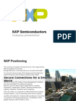 NXP Company Presentation April 2014