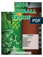 2016 Football Guide