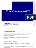 Microsoft PowerPoint - JMP Advisors - How We Can Help You on GST