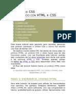 Tutorial de CSS 2016