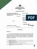 7. Philippine Commercial International Bank vs Gomez