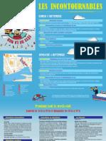 Programme Fête de la mer 2016