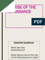 riseoftherenaissancepowerpoint chapter1