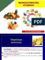 4 Nutrición Clínica - Micronutrientes II