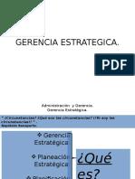 4.GERENCIA ESTRATEGICA