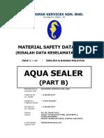 2 MSDS AquaSealer PartB Billingual