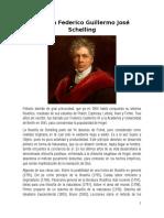 El Gran Federico Guillermo José Schelling