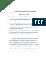 week 2 homework brief description of student success scorecard methodology