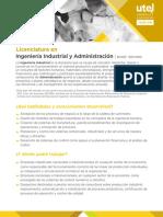 Ingenieria Industrial y Administracion
